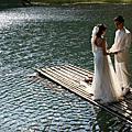 2010 Jun 田佩的婚紗照側拍