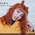 pinko特別調製  髮色彩盤