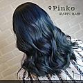 Pinko 染髮推薦色系