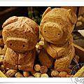 20140530-原木手刻豬