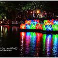 2016台南鹽水月津港燈節