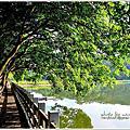 新竹明德水庫明湖水岸步道.明湖蘇堤