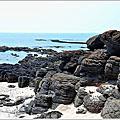 澎湖奎壁山赤嶼踏浪步道