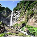 草嶺蓬萊瀑布