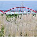 台南曾文溪渡槽橋