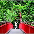北海道定山溪二見步道
