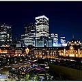 東京鐵塔晴空塔東京車站