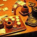 .夜衝貓空喝茶玩牌2011.03.30