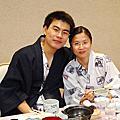 35周年日本遊  侯權晉