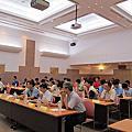 國立交通大學100學年度科學班新生座談會