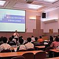國立交通大學101學年度科學班新生座談會