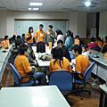 2010/03/09協助98學年度第二學期期初全校輔導股長訓練