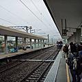 20091010 福隆下雨不能騎鐵馬