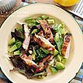 【一人午餐】英式黃芥末雞肉沙拉。Mustard Chicken Salad