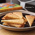 【餅乾】試做「愛麗絲吃遍仙境」神秘奶香抹茶&全世界最好的奶油酥餅。