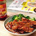 【一人午餐】試做「網友熱搜Top100電鍋菜」,Top 1 蜜汁叉燒肉。