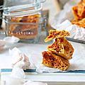 【甜點】「只想窩在家的休日好食光」漏網料理,蜂巢糖(Honeycomb)