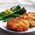 【午餐約會】英國臭豬肉,跑活水作炸豬排餐。
