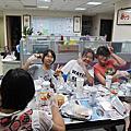 督導與社工、社工實習生聚餐