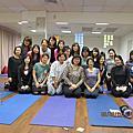 瑜珈教學人員應用實務班 第5期  徐鳳美老師