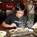 2004.8.15 尼摳貓王王瑋et我@熊一燒肉