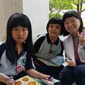 20170421雲水書車至中埔國小服務