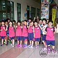 20170516福雲水書車至福樂國小服務
