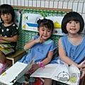20170901雲水書車至民雄幼兒園服務