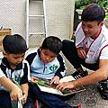 20171020雲水書車至中埔國小服務