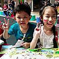 20171025雲水書車至梅山幼兒園服務