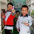 20180123雲水書車至福樂國小服務