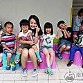 20180507雲水書車至太興國小服務