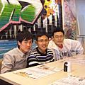 台灣旅遊 - 中央同學+學弟妹東區聚餐,101信義周圍+師大夜市遊