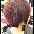 2012女孩短髮