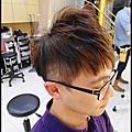 2012男孩短髮