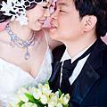 2009/09/03婚紗照出爐摟~