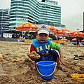 海雲台沙灘