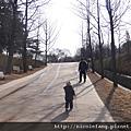 월미공원 月尾島公園攻頂賞仁川風景
