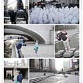 청계천清溪川&首爾地鐵初體驗