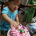 四歲七個月(2010年5月8日)