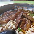 台北 北投‧粟家牛肉麵