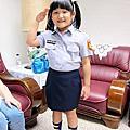 小小警察👮體驗營@高雄市政府警察局🚔