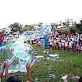 泡泡奇蹟🎈親子泡泡活動