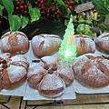 麵包-黑眼豆豆麵包