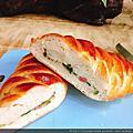 麵包-中筋做的大麵包