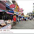 2011曼谷自由行。傳說中的拷桑路