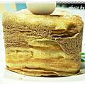 [台南]深藍千層蛋糕