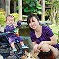 20110410石碇桂花農場+老街