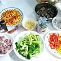 男子漢廚房之西班牙海鮮飯