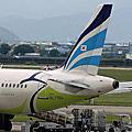 2014韓國行(四) 飛行機-2